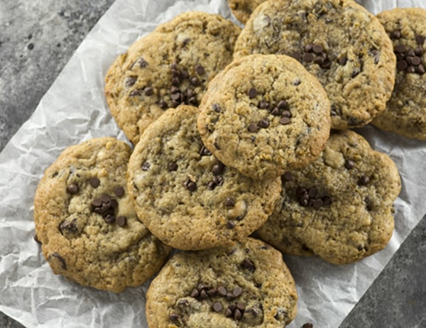 Image of Easy Hatch Chocolate Chip Cookies