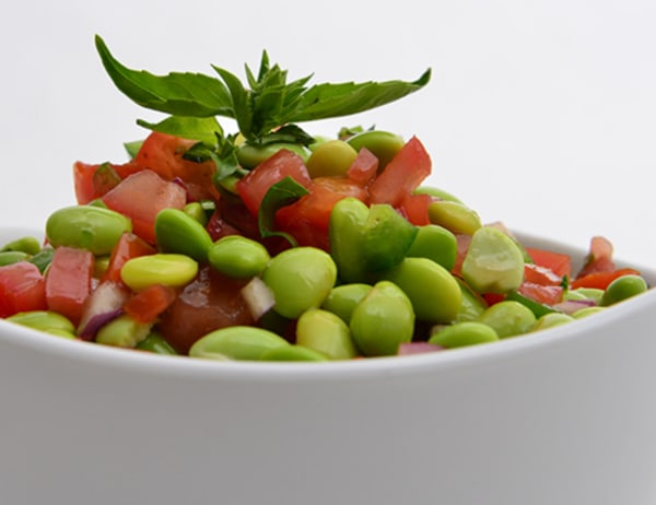 Image ofEdamame (Soybeans) Salsa