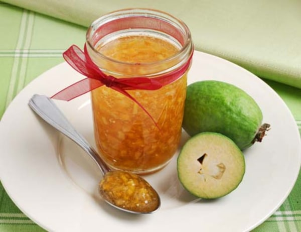 Image of Feijoa Jelly