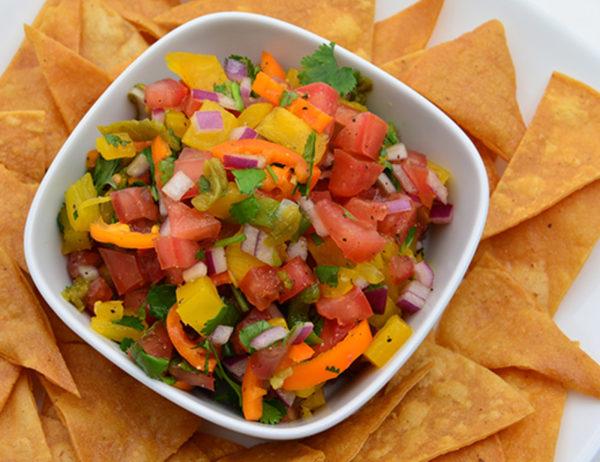 Image ofFive Pepper Salsa