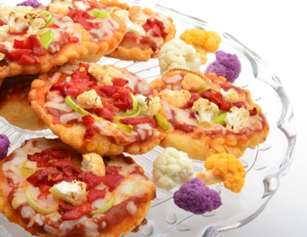 Image of Flash Fried Pizza Nibbles II