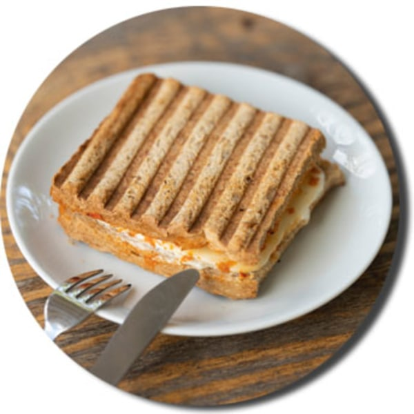 Capreolus Dorset Hot Nduja and Cheddar Toastie Recipe English Charcuterie
