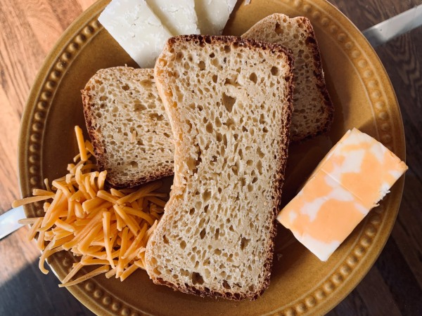 Image of Three Cheese Bread