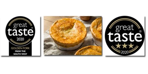 Chicken and Pancetta Pie Recipe - English charcuterie recipes