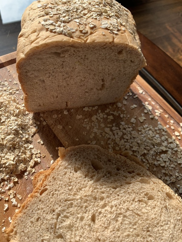Image of Oatmeal Bread
