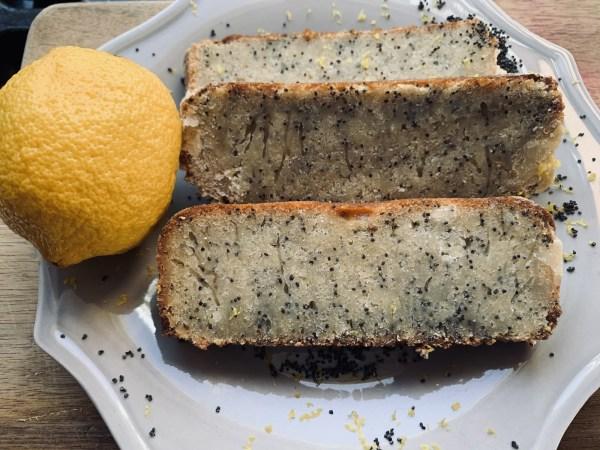 Image of Lemon Poppy Seed Quick Bread