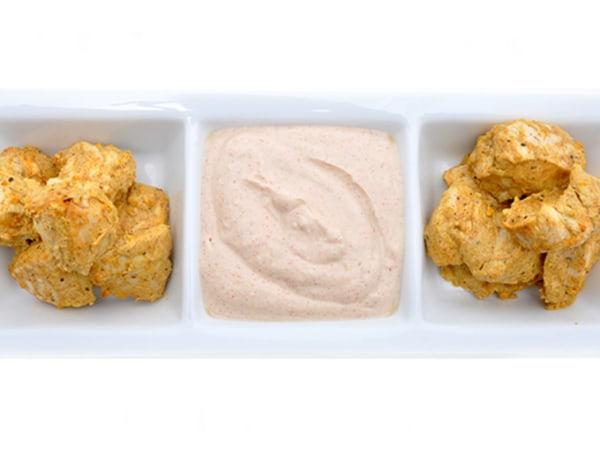 Image of  Turmeric Chicken Bites