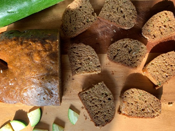 Image of Zucchini Bread