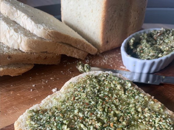Image of Pesto Bread