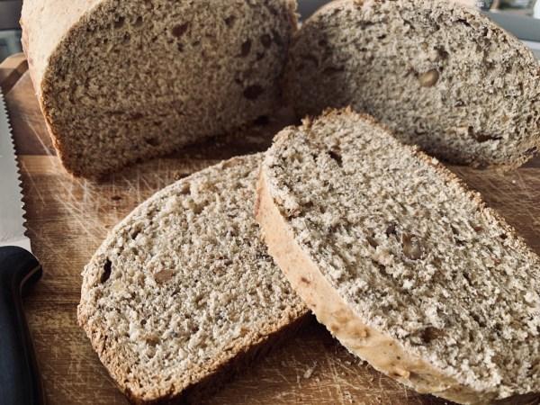 Image of Granola Bread