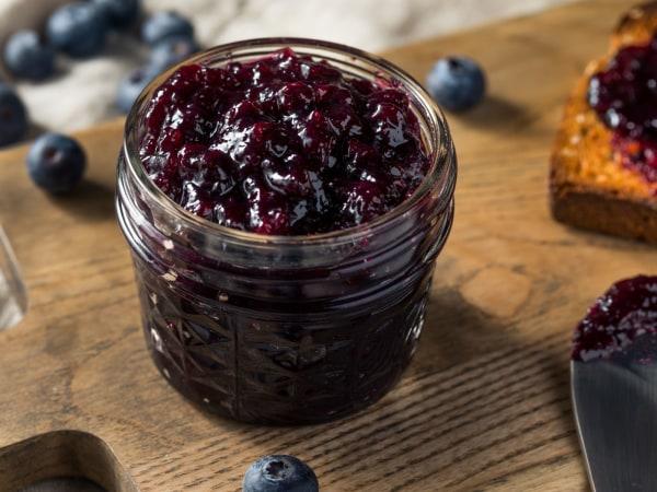 Image of Blueberry Jam