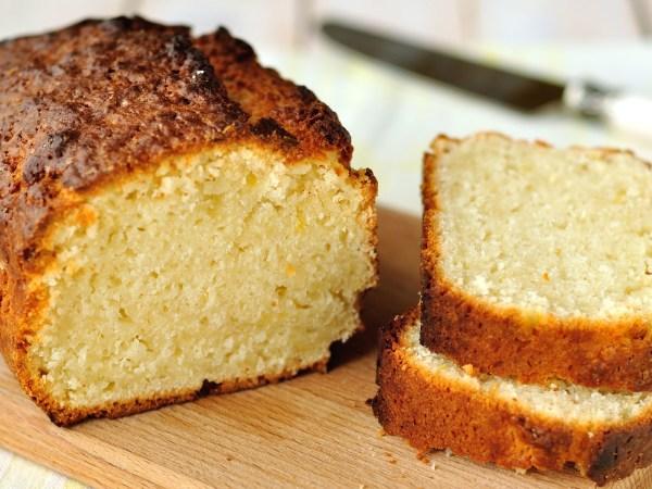 Image of Sour Cream Vanilla Bean Cake