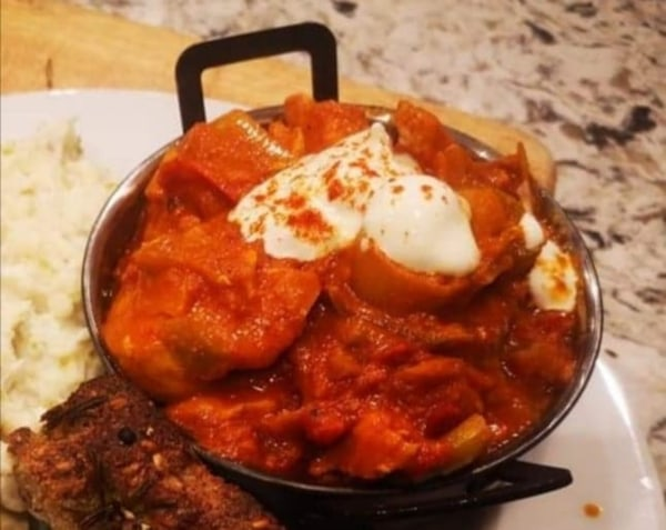 Image of Quick Chicken Curry