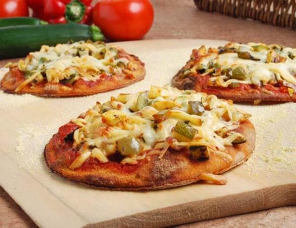 Image ofGrilled Vegetable Pizza