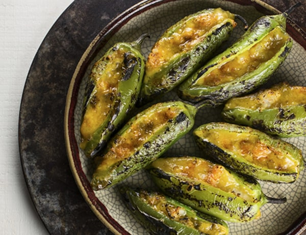Image ofShrimp Hatch Chile Jalapeno Poppers