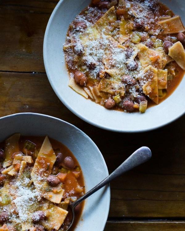 Image of Olivia Cavalli Williamson's Pasta E Fagioli