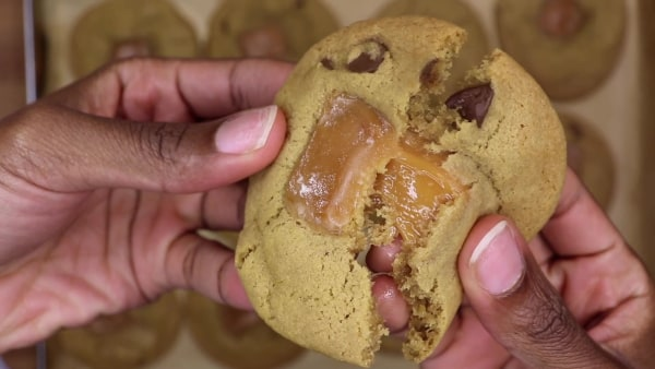 Image of Kalhoof's Chocolate Chip Caramel Cookies