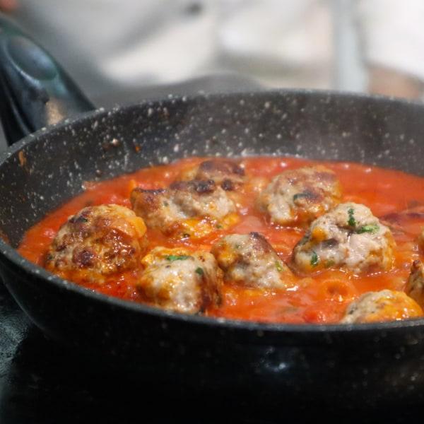 Image of Italian Inspired Meatballs