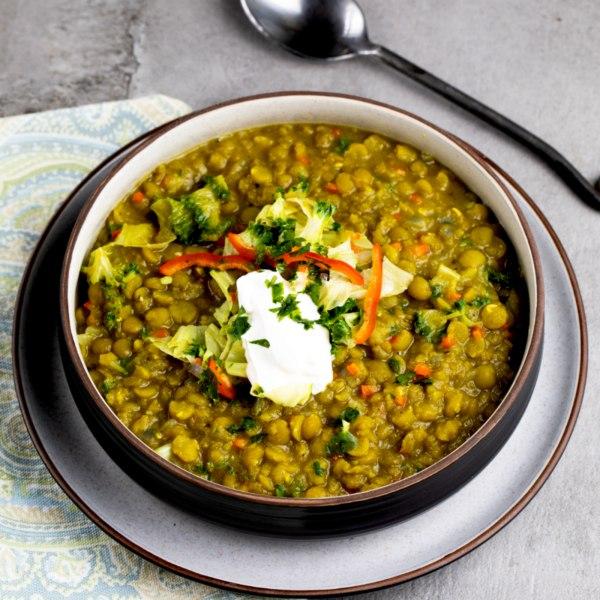 Image of Curried Lentil Soup