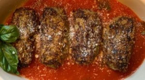 Image of Eggplant Croquettes