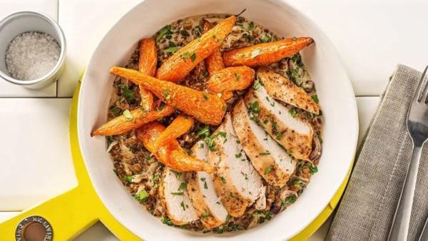 Image ofParisienne Spiced Chicken