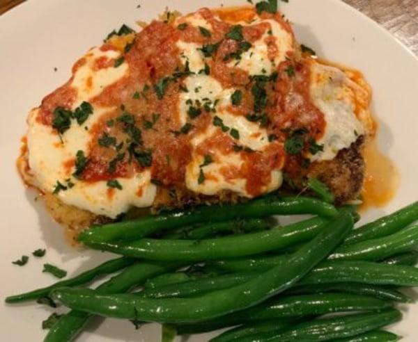 Image ofThe Best Cauliflower Parmesan