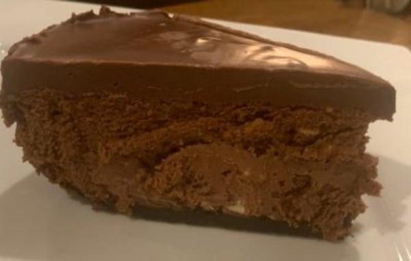 Image ofThe Best Chocolate Cheesecake