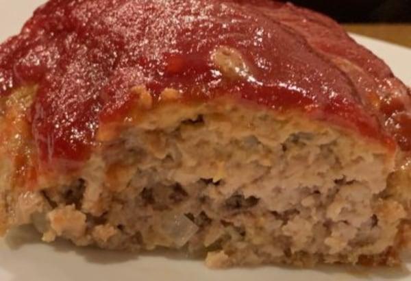 Image ofCracker Barrel Meatloaf Recipe