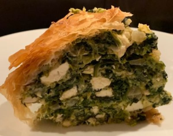Image of Spinach Pie