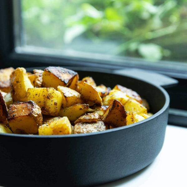 Image ofPan-Roasted Potatoes