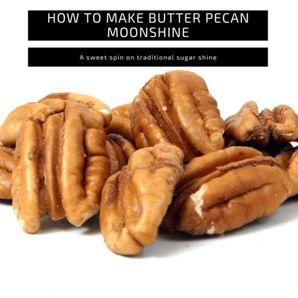 Image ofDelicious Butter Pecan Moonshine