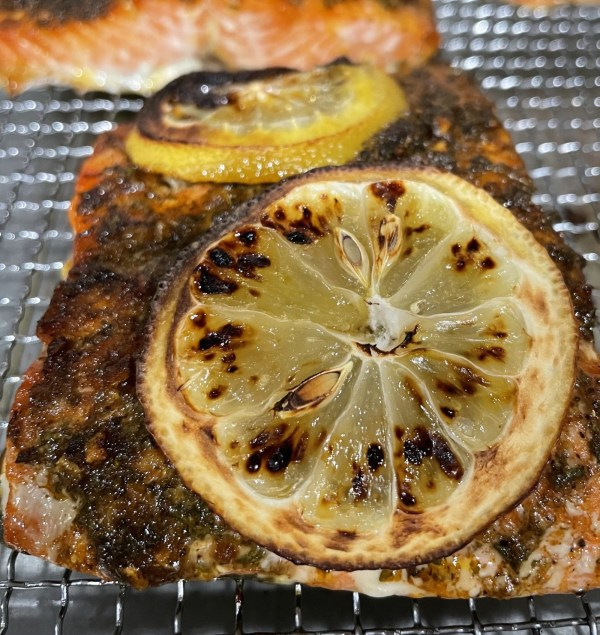 Image of Air Fryer Salmon