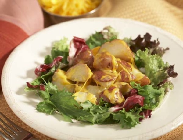 Image ofBaby Red Potatoes with Vegetarian Cheese