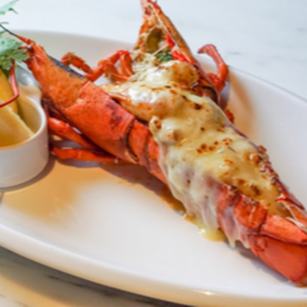 Image of Lobster Thermidor