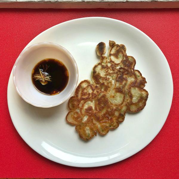 Image ofLazy Scallion Pancakes