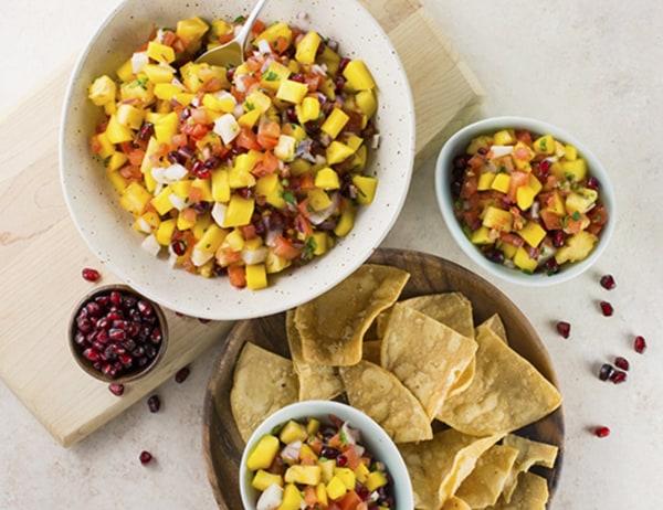 Image of  Tropical Fruit Salsa