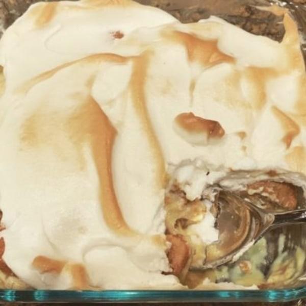 Image ofHomemade Banana Pudding