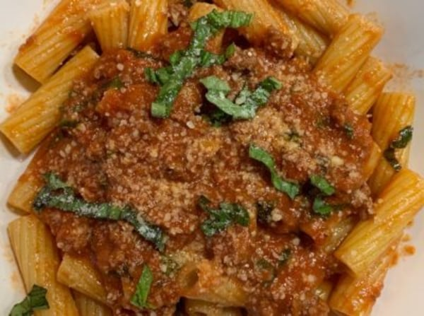Image ofThe Best Weeknight Bolognese Pasta!!