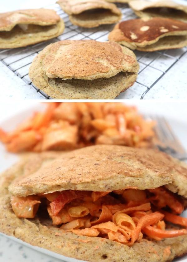 Image ofLinseed Pitta Bread