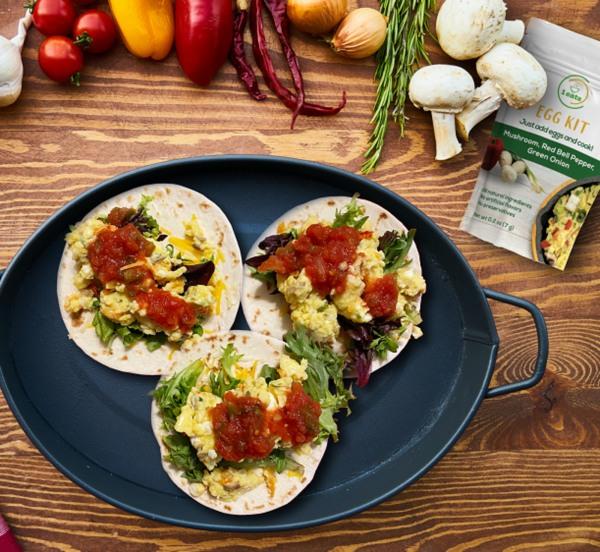 Image of Breakfast Tacos