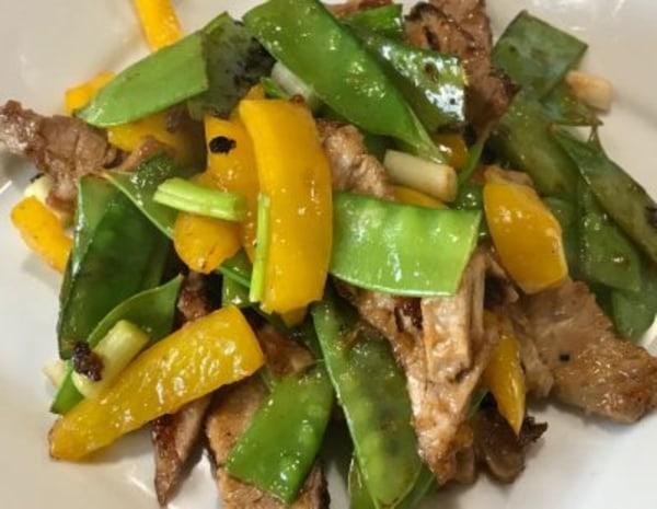 Image ofTeriyaki Pork Stir Fry