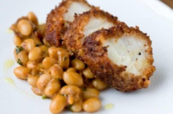 Cooking Chorizo and Monkfish Recipe - English Charcuterie Recipe