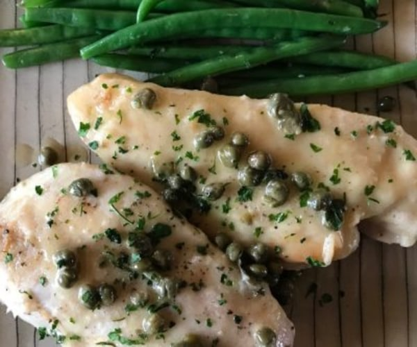 Image ofChicken Piccata Recipe