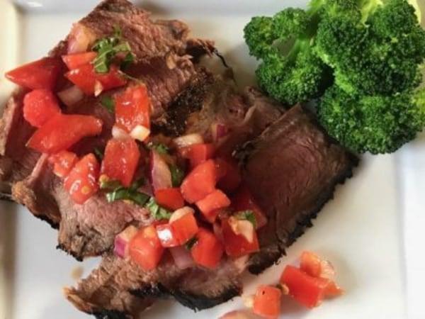 Image ofMarina's Bloody Mary Flank Steak