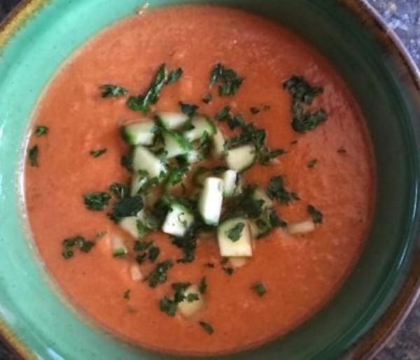 Image of Marina's Gazpacho Recipe