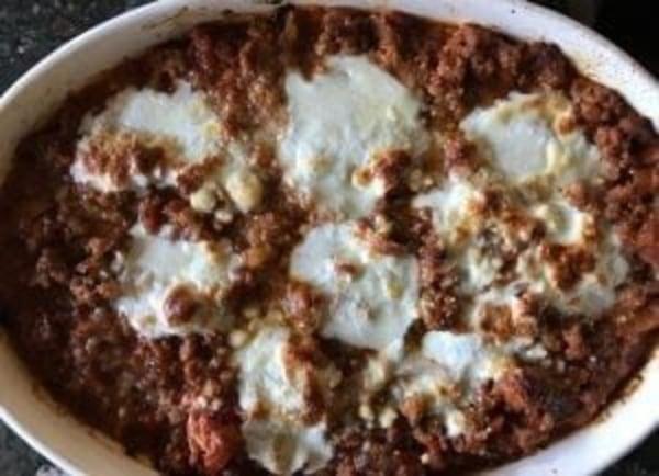 Image ofZucchini Pizza Casserole