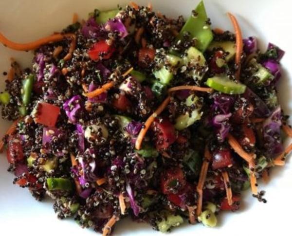 Image ofAsian Quinoa Salad