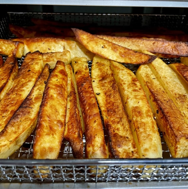 Image of Air Fryer Steak Fries