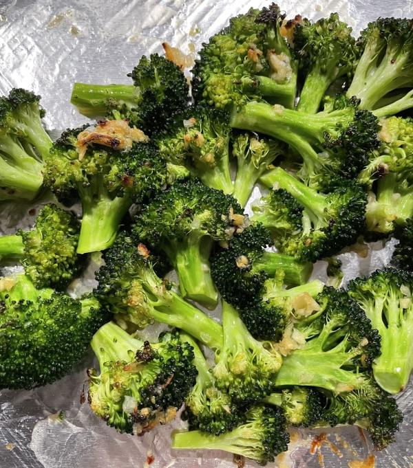Image of Roasted Honey Chipotle Broccoli