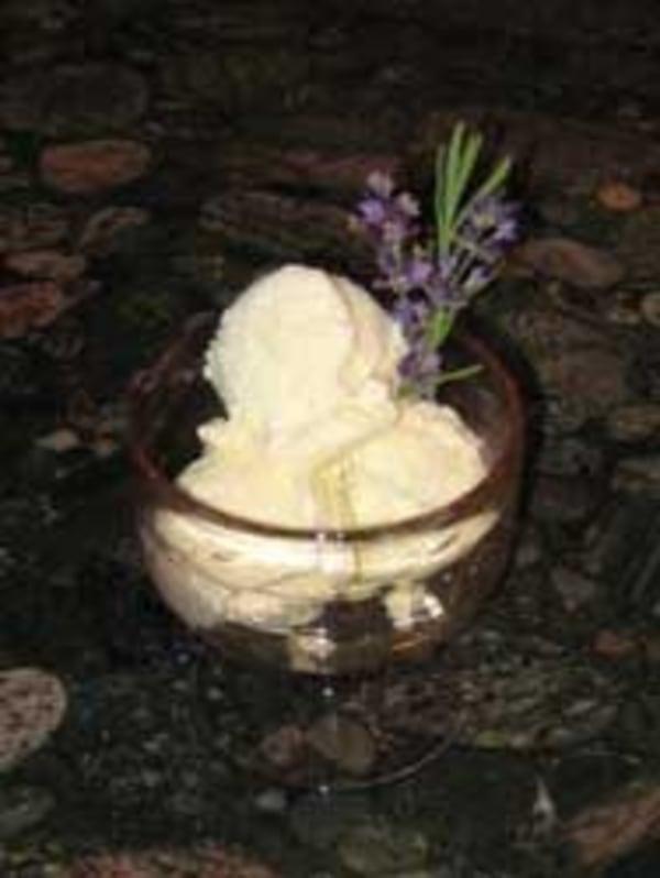 Image of Lavender Ice Cream